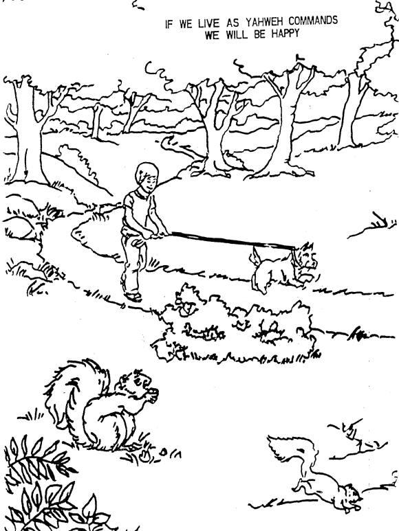 Hagar And Angel Colouring Pages Hagar And Ishmael Coloring Page